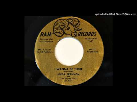 Linda Brannon and The Singing Sons - I Wanna Be There (Ram 8771)