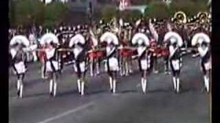 Castle Park H.S. Marching Band @ 1991 Arcadia Band Review