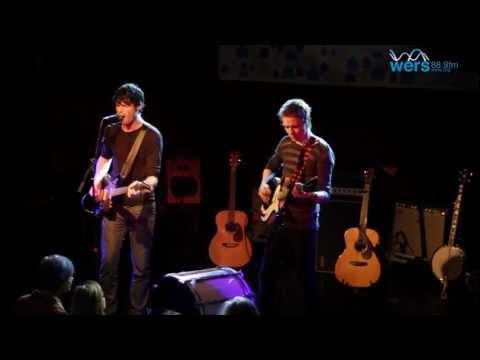 WERS Reykjavik Calling: Will Dailey & Petur Ben