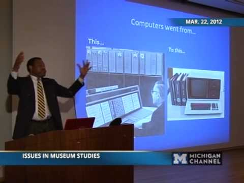 2012 Whitesell Lecture - Derrick Pitts - 03/22/12