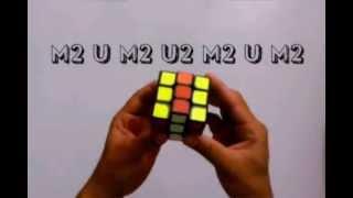 rubik s cube pll h perm