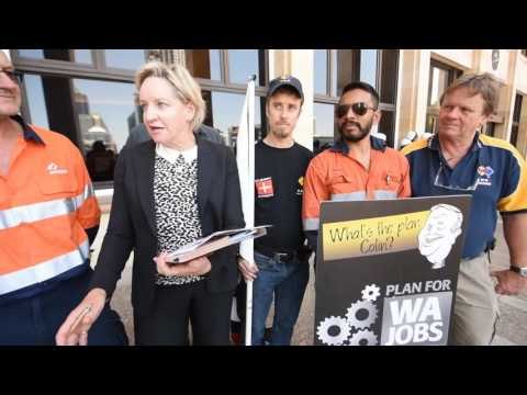AMWU petition calls for greater local content in WA rail manufacturing