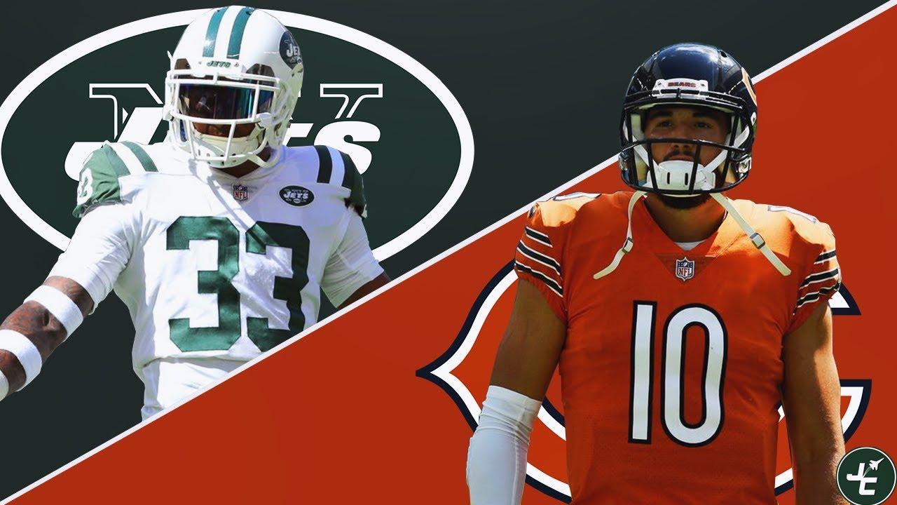 Image result for Jets vs. Bears