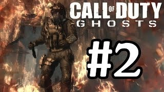 Call Of Duty Ghosts Walkthrough Part 2 Homecoming With Commentary 1080P