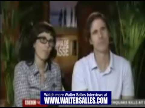 All about Walter Salles - Interview on BBC
