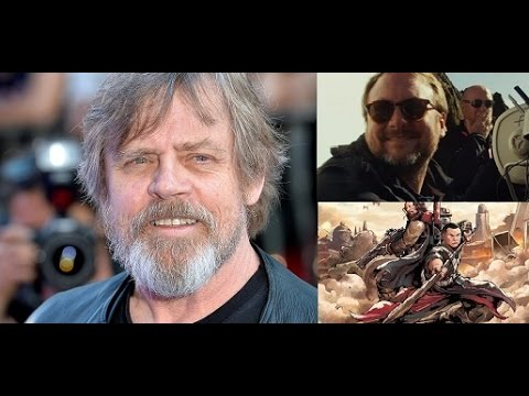 Star Wars News: Mark Hamill details Ep8 Title / Rian Johnson talks Influence / 2 New Books!