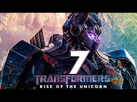 TRANSFORMERS 7  RISE OF THE UNICRON 2022 Trailer   Mark Wahlberg  Megan Fox Fan Made720P HD