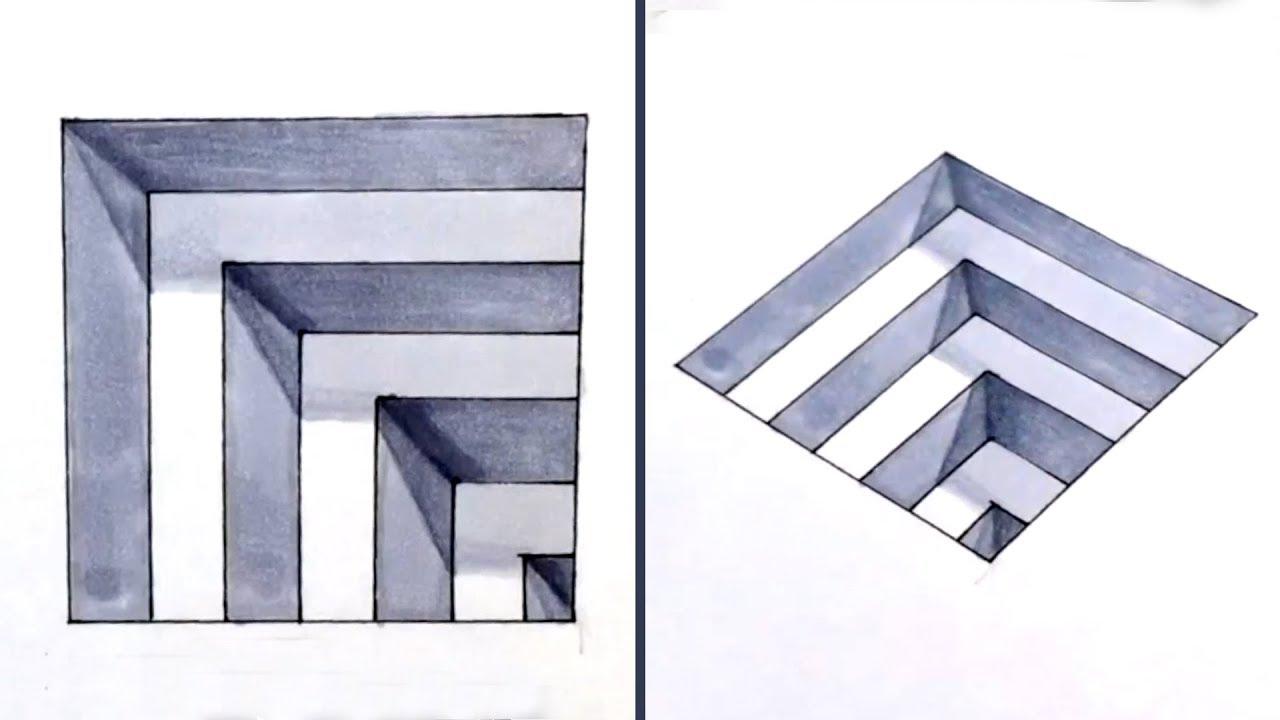 своей иллюзия рисунки карандашом для начинающих поэтапно пол объединяет