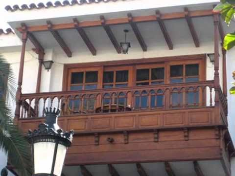 Balcones de tenerife balcones youtube for Modelos de balcones modernos para casas