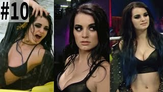 WWE Diva Paige Hot Compilation - 10