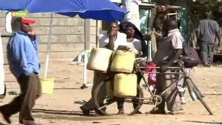 Kajiado Town Residents Hit By Acute Water Shortage