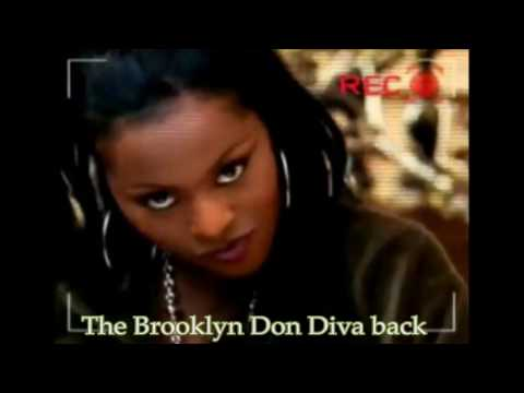 Foxy Brown- Brooklyn We Go Hard *Remix* (Verse- Lyric Video)
