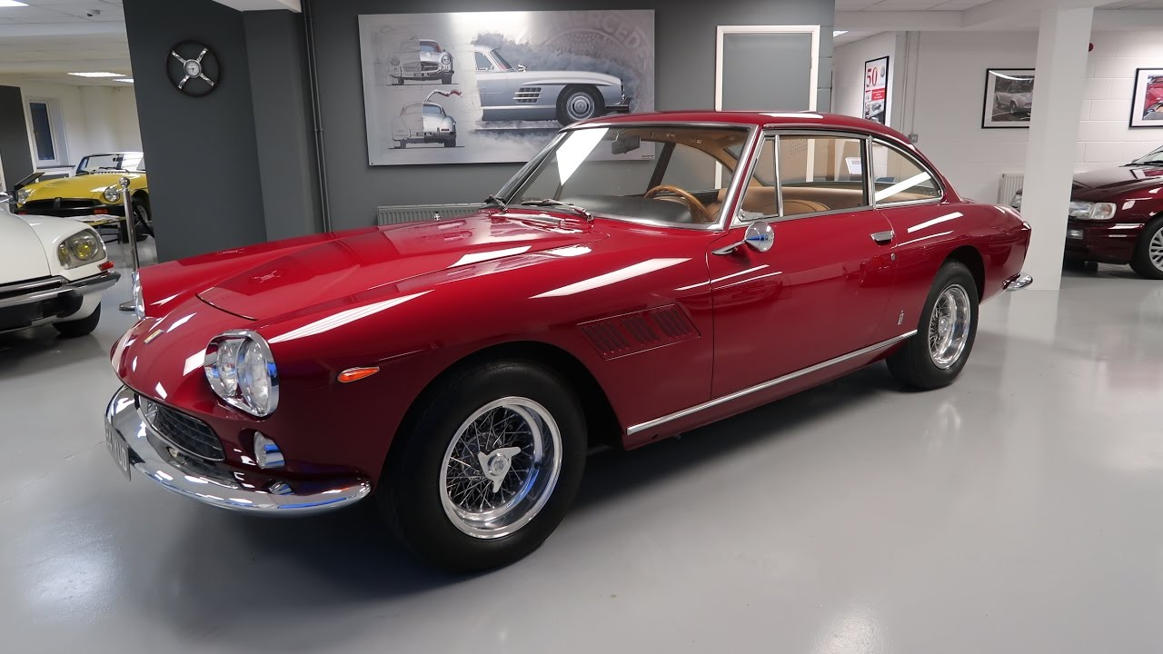 Sold 1965 Ferrari 330 Gt 2 2 Series 1 Lhd For Sale In Louth Lincolnshire Youtube