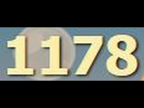 Сокровища пиратов уровень 1178 прохождение на три звезды - pirate treasures level 1178 walkthrough