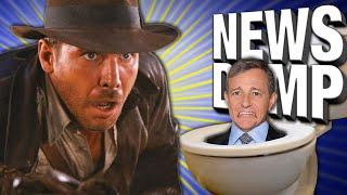 New Indiana Jones Movie: DOOMED?! - News Dump