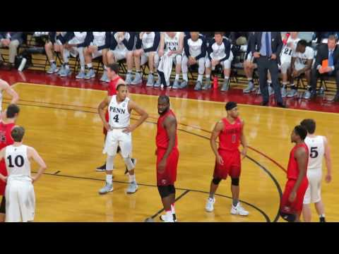 Fairfield Stags vs Penn Quakers - Men's Basketball - Video Highlights - December 30, 2016