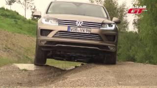 VW Touareg 2015 فولكس فاجن طوارق 2015