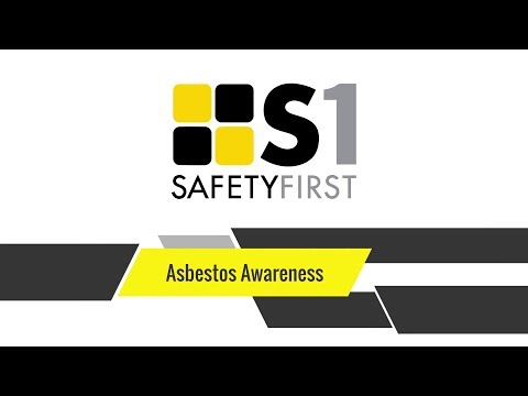 asbestos-awareness---safety-first-safety-basics