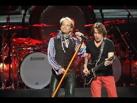 VAN HALEN, BELL CENTRE, Montréal, Québec, Canada FULL COMPLETE MULTICAM CONCERT, MARCH 15TH 2012 HD