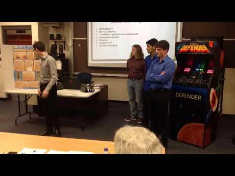 Hilliard Davidson High School's 'Shark Tank' event Feb. 27