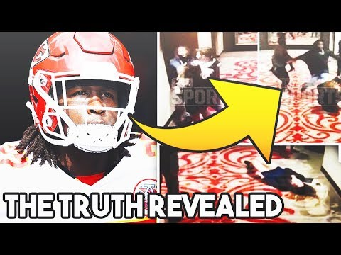 The TRUTH Behind the Kareem Hunt Hotel Lobby Video