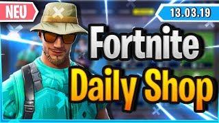 Fortnite Daily Shop *NEUER* MARINO SKIN (13 März 2019)