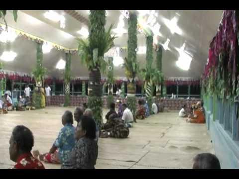 2010 EKT Nanumaga conference