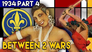 The Far Right French Revolution - The 6 February Crisis   Between 2 Wars I 1934 Part 4 Of 4