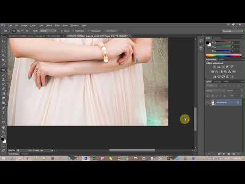 Hướng dẫn xoá đóng dấu ảnh trong photoshop CS6
