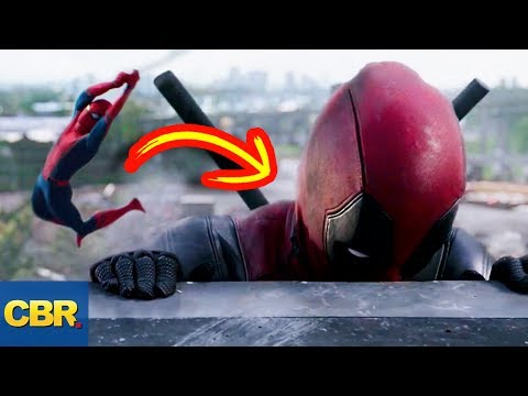 Thumbnail: 10 Things Spiderman and Deadpool Have In Common