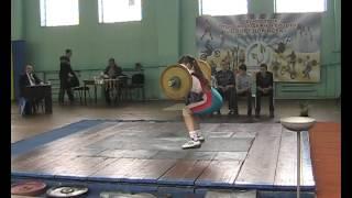 Чемпионат Донецкой области по тяжелой атлетике