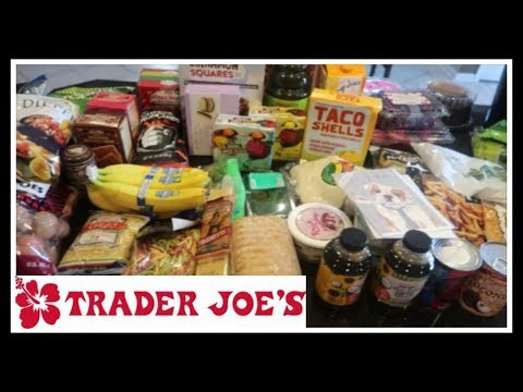 $200 stroll down Trader Joe's Lane for the month of June