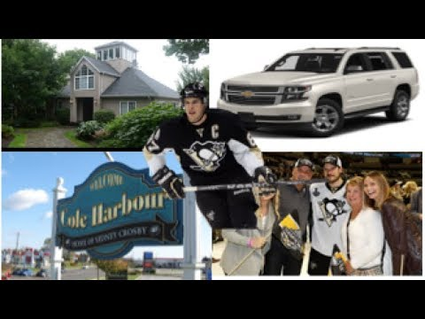 Sidney Crosby Net Worth ★ Biography ★House ★ Cars ★ Income ★ Pet ★ Family - 2017