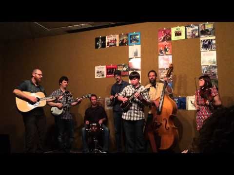 "Eli Slocumb & Lineage Music Project ""Cuckoo's Nest"" Midwinter Bluegrass Festival 2015"