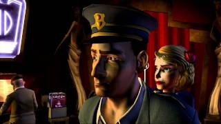 Back to the Future The Game Episode 2: Get Tannen - Part 3 Final HD Gameplay