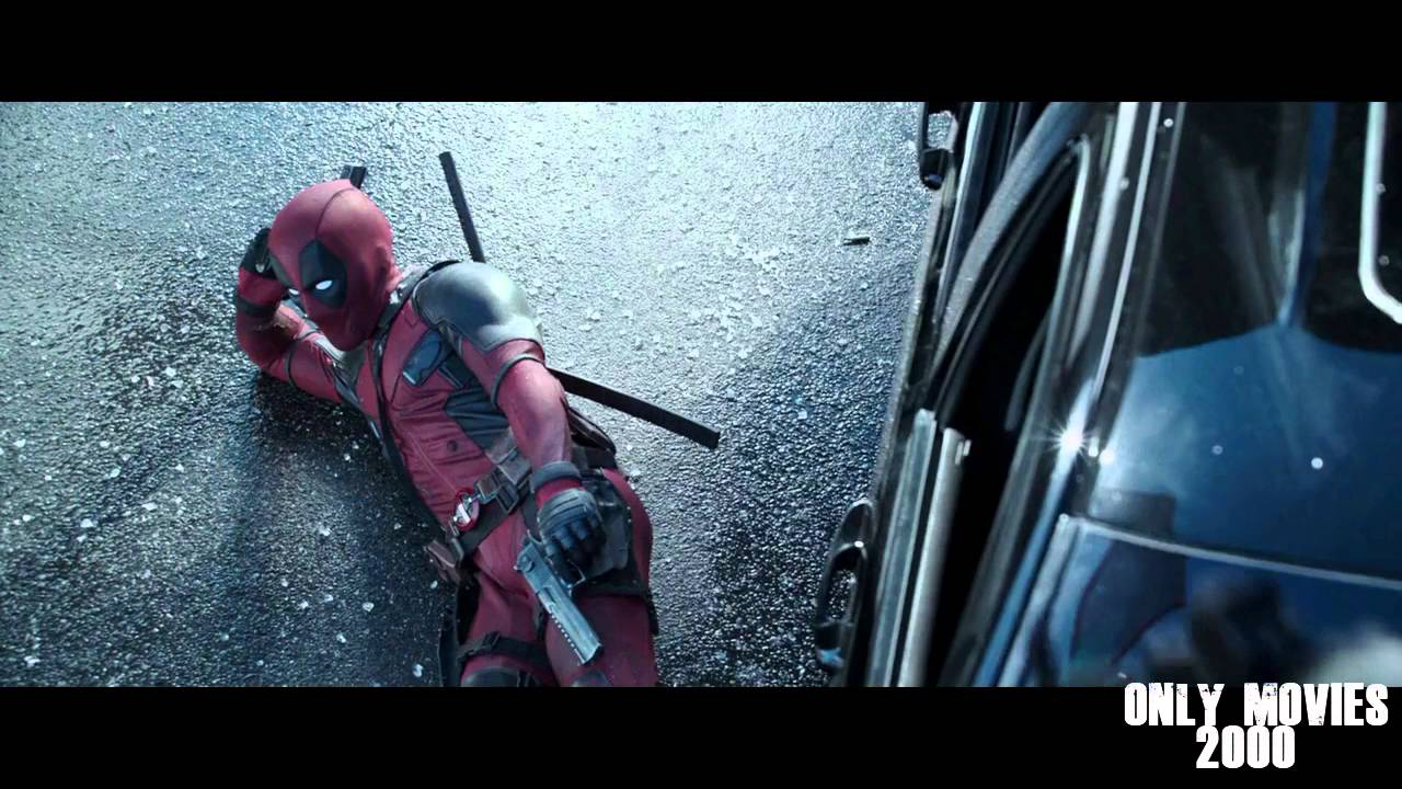 deadpool counting bullets hd