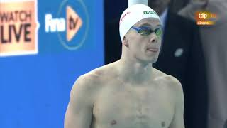 Men's 200m Freestyle FINAL 2018 World Swimming Short Course Championships 25m