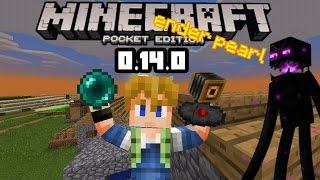 Minecraft pocket edition Ender Pearl complemento  y camara!! Objetos ocultos