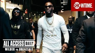ALL ACCESS DAILY: Wilder vs. Breazeale | Part 3 | Sat, May 18 on SHOWTIME