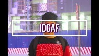 Dua Lipa - IDGAF lyrics  cover(frozeshine)
