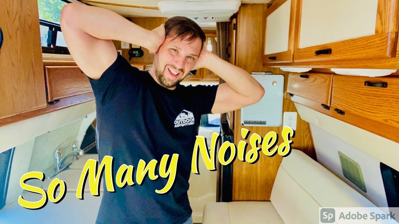 Noise & Vibration in your Camper, RV, Trailer or Van