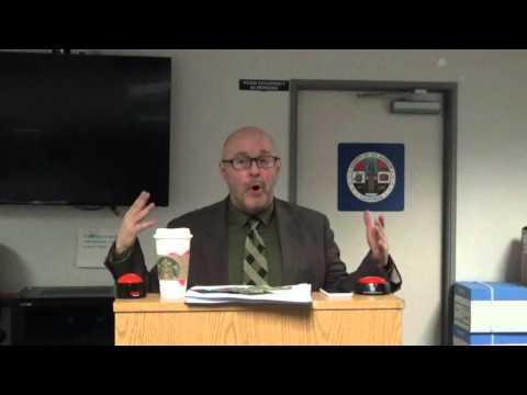 MCLE Training (2/17/16) pt. 2