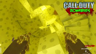 """""""CHEESE CUBE UNLIMITED"""" ZOMBIES GAMEPLAY (Call of Duty Custom Zombies Gameplay)"""