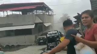 6.9 Magnitude Davao Del Sur Earthquake | Actual Footage Lindol