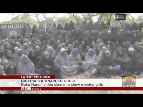Boko Haram Shows Nigeria girls Missing in New Video Kidnapped #BringBackOurGirls