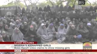 boko haram shows nigeria girls missing in new video kidnapped bringbackourgirls