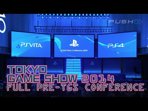 TGS 2014: Full SCEJA Pre-TGS Press Conference