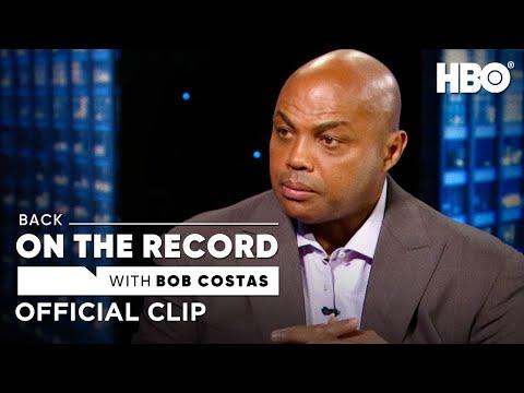 Back On The Record With Bob Costas: Charles Barkley on Michael Jordan and Lebron James' Legacies