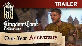 Kingdom Come: Deliverance - One Year Anniversary