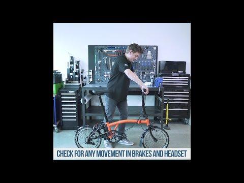 Brompton Maintenance: Top Tips